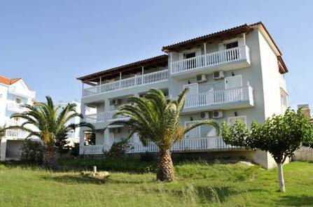 Ionian View Apartments & Studios