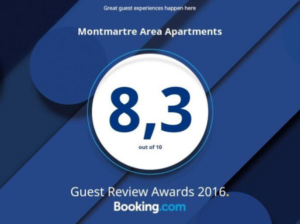 Montmartre Area Apartments