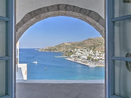 Patmos Eye Traditional Luxury Villas