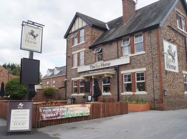 The Bay Horse