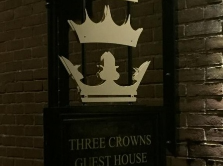 Three Crowns Guest House