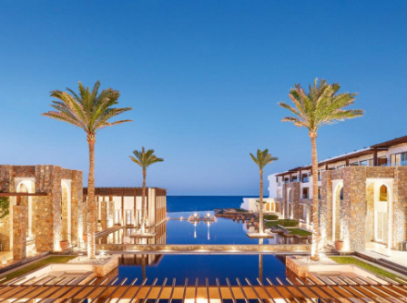 Amirandes, Grecotel Exclusive Resort