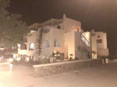Maria's Residence