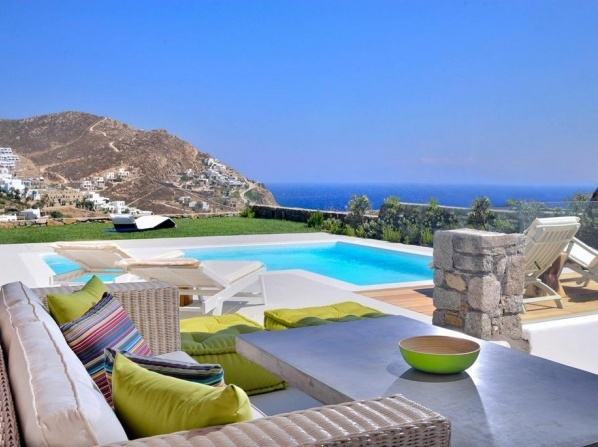 Luxurious Villa Elia Mykonos