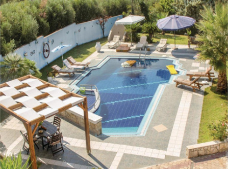 Holiday Home Gazi Heraklion with Hot Tub III