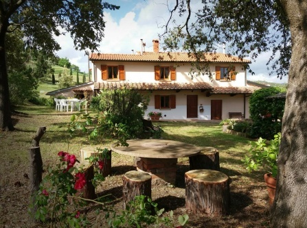 Podere Le Lame Farmhouse
