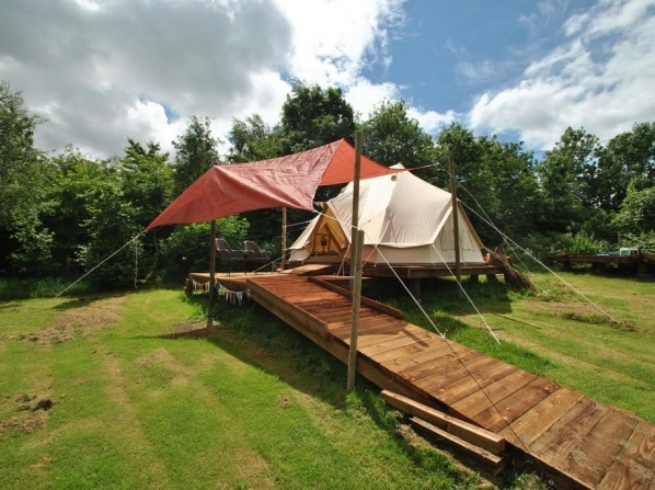 Enchanting Glamping