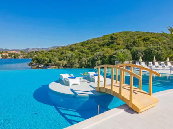 Hotels With Infinity Pool In Croatia