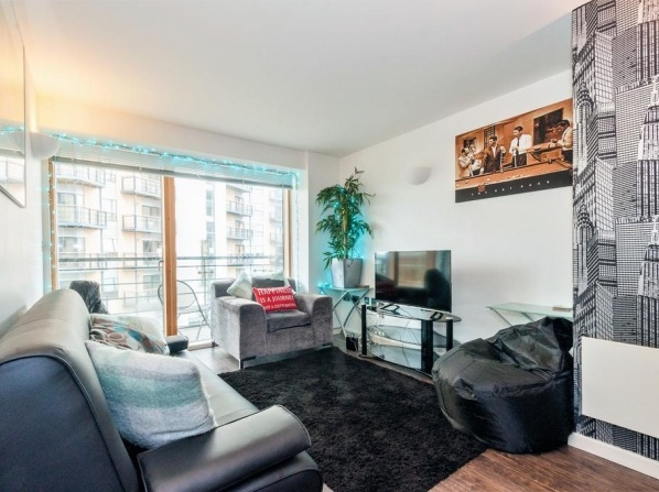 Leeds City Centre Apartment
