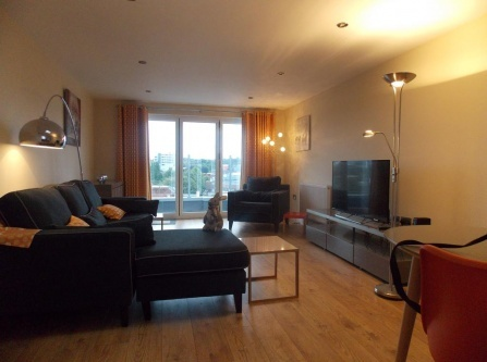 Penthouse apartment in Basingstoke