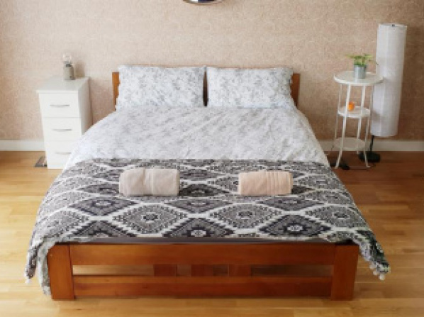 Central Flat with King Size Bed and Great Location