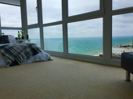 15th FL Penthouse in Hotel on Beach