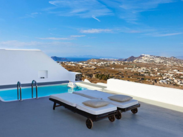 Carpe Diem Santorini - Small Luxury Hotels of the World