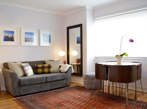 Scottish Stays - Allanfield Studio Apartment
