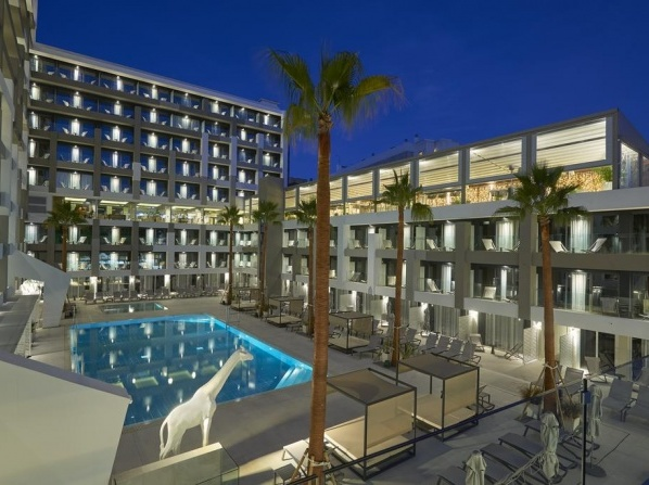 Tryp Palma Bosque Hotel