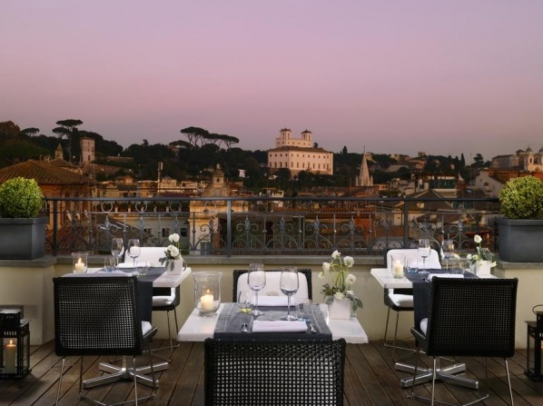 The First Luxury Art Hotel Roma
