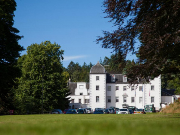 Barony Castle Country House Hotel