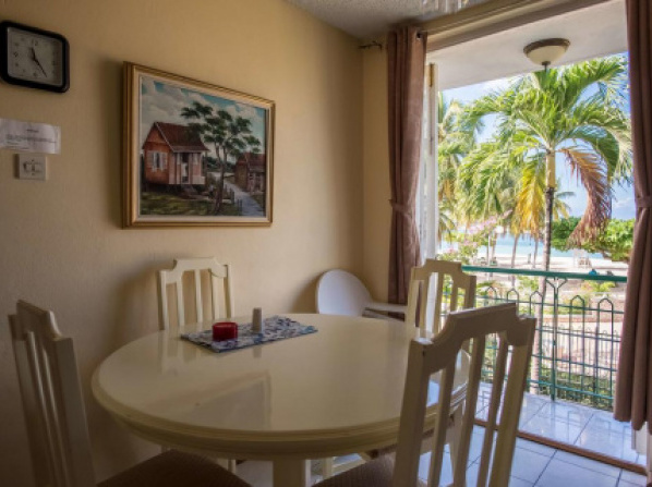 Natural Bliss Ocean View Suite At Sandcastles Beach Resort