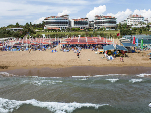 Alba Royal Hotel - Ultra All Inclusive -Adults Only (+16)