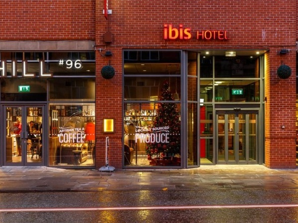 ibis Manchester Centre 96 Portland Street (new ibis rooms)