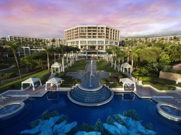 Grand Wailea Resort Hotel & Spa, A Waldorf Astoria Resort