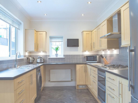 Mayville Lodge- Scarborough 3 Bedroom Townhouse