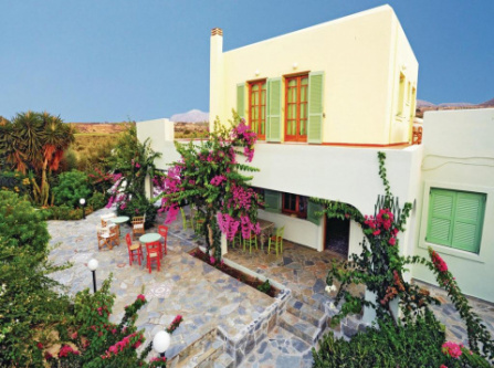 Four-Bedroom Holiday Home in Kato Gouves Heraklio