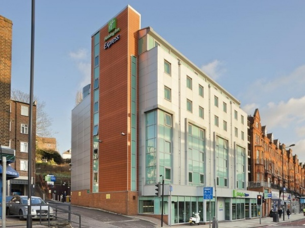 Holiday Inn Express London-Swiss Cottage