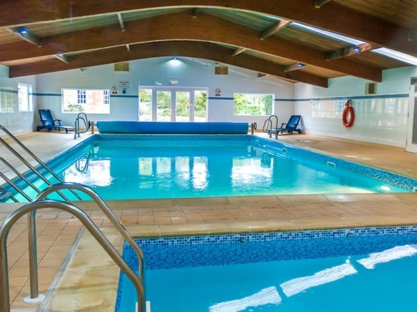 best hotels with swimming pool in fife