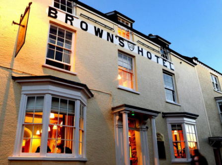 The Brown's Hotel