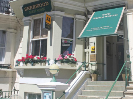 The Sherwood Guest House