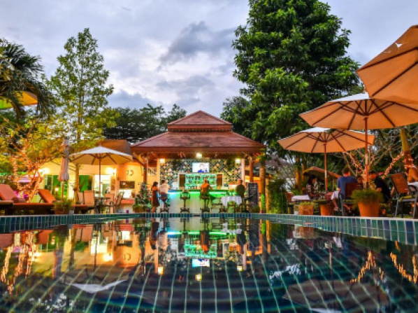 Cascades Boutique Resort Phuket