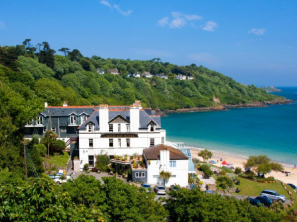 Carbis Bay and Spa Hotel