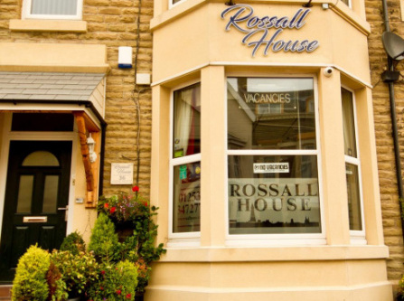 Rossall House Hotel