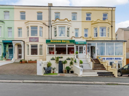 Benson Hotel - Small Families & Couples Only