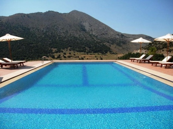 Lefkoritis Resort Askifou Sfakia