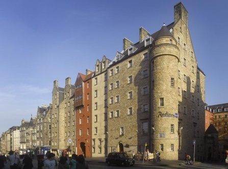 Radisson Blu Hotel, Edinburgh City Centre