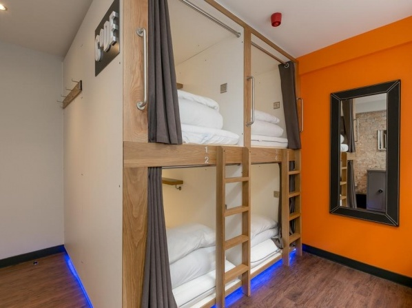 CoDE Pod Hostels - THE LoFT