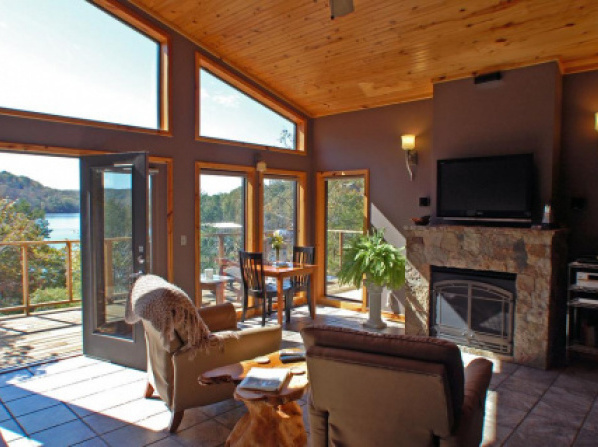 Beaver Lakefront Cabins - Couples Only Getaways