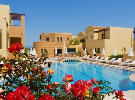 Silver Beach Hotel & Apartments - All inclusive